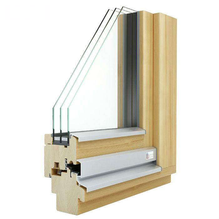 Novo leseno okno Quadro 78