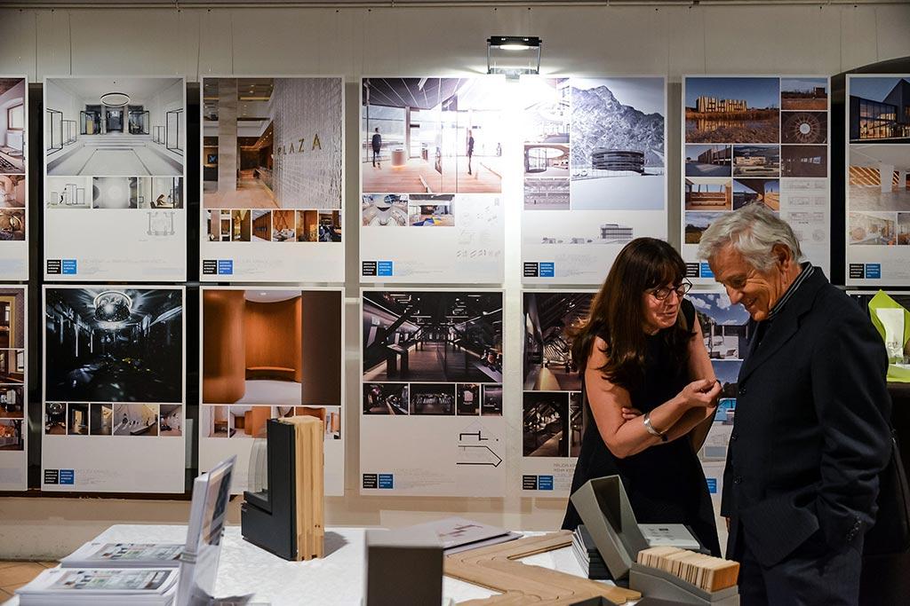 Okna Kli razstavljajo na kongresu Zbornice arhitektov