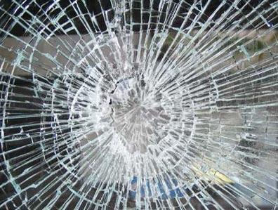 Lepljeno varnostno steklo - VSG