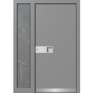 Holz/alu Eingangstüren KLI A 101 + SE