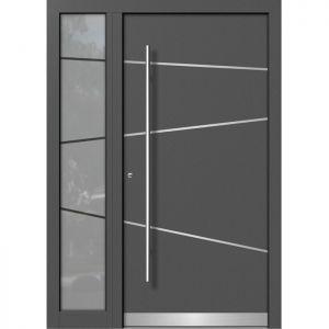 Holz/alu Eingangstüren KLI A 106+SE