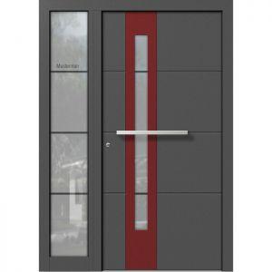 Holz/alu Eingangstüren KLI A 115+SE