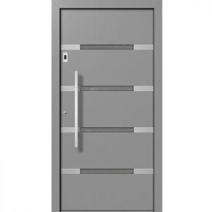 Holz/alu Eingangstüren KLI A 121