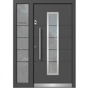 Holz/alu Eingangstüren KLI A 125 + SE