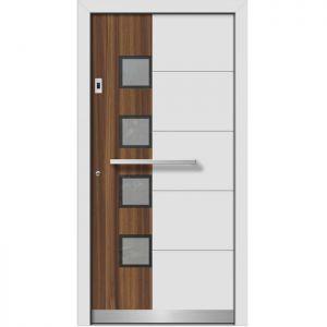 Holz/alu Eingangstüren KLI A 130
