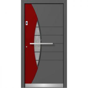 Holz/alu Eingangstüren KLI A 132